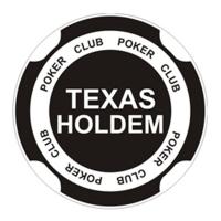 Баттон «Texas Holdem»