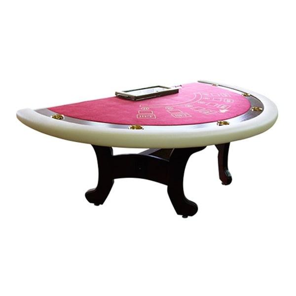 Стол карточный с накладкой
