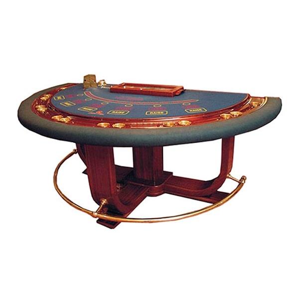 """Стіл для гри в покер """"Гран-Прі"""" (006)"""