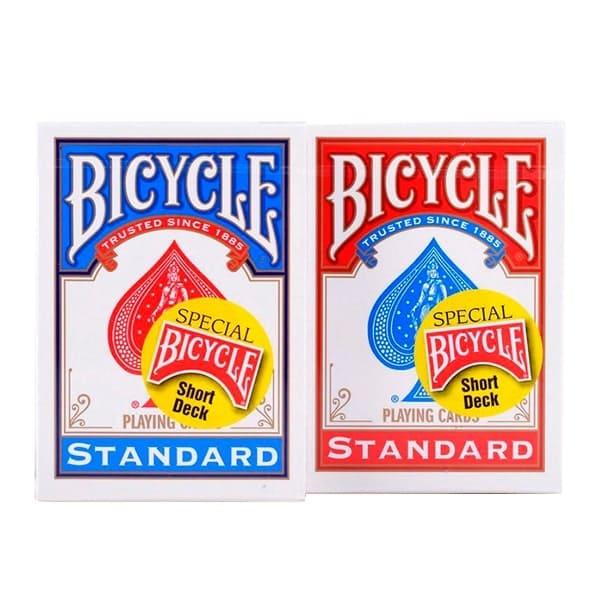 Карты Bicycle Short dack