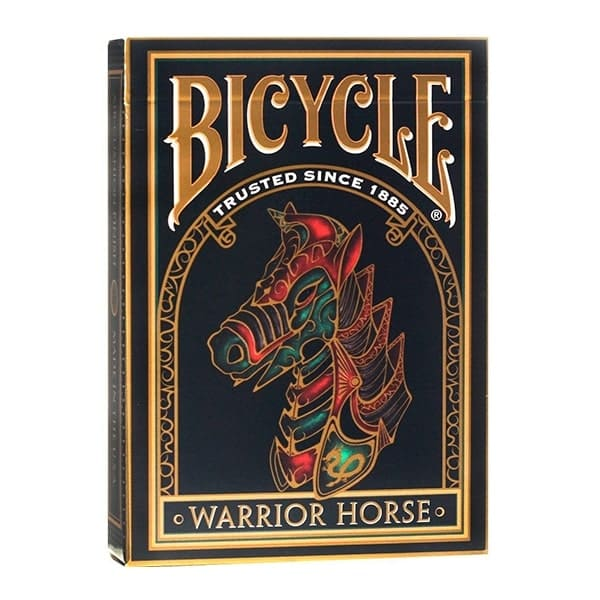 Карты Bicycle Warrior Horse