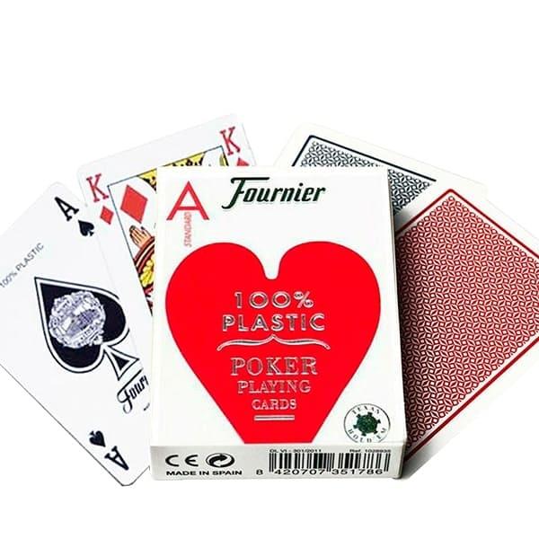 Пластиковые карты Fournier «2500»