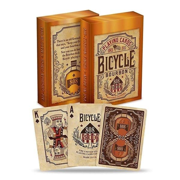 Карты Bicycle Bourbon (Бурбон)