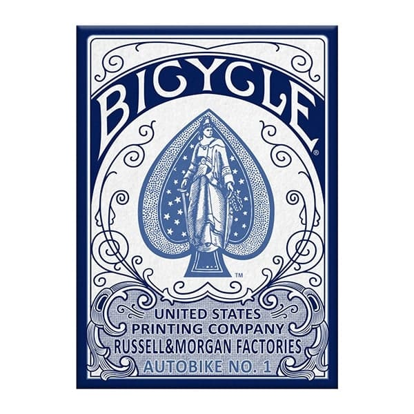 Карти Bicycle Autobike No.1