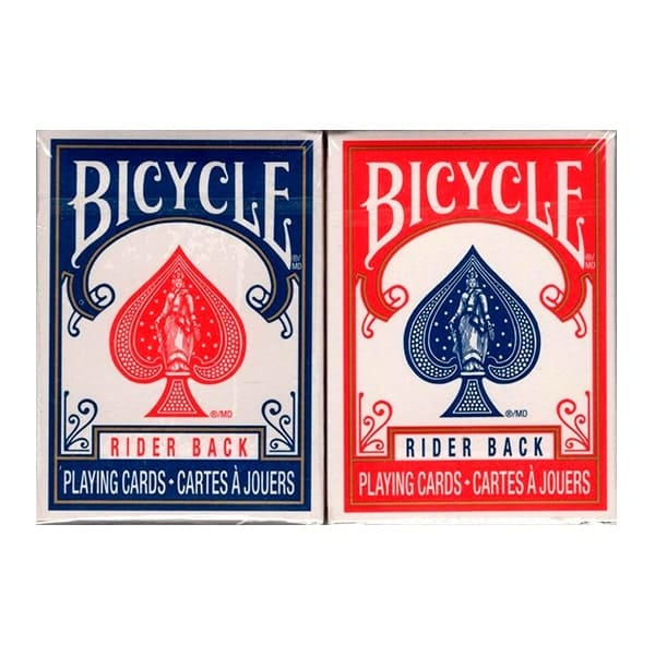 Карты Bicycle Mini