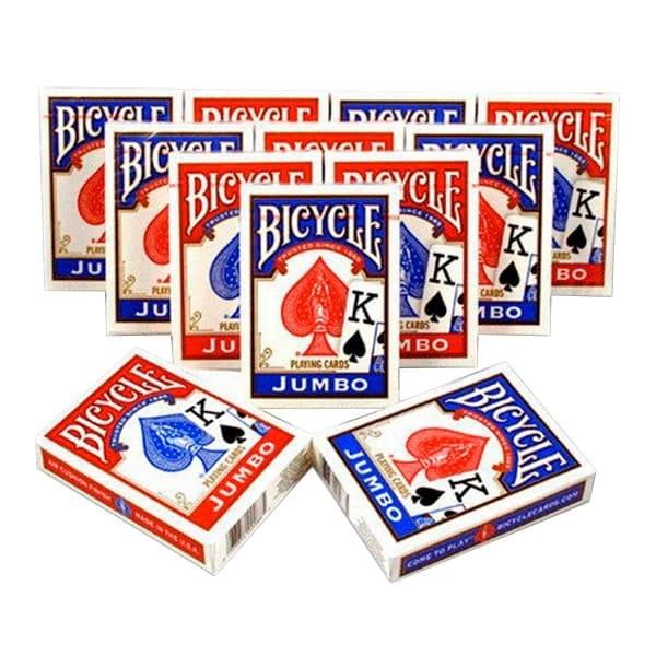Карти Bicycle Jumbo