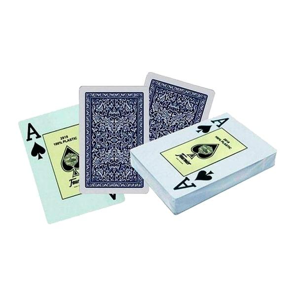 Пластикові карти Fournier Blue