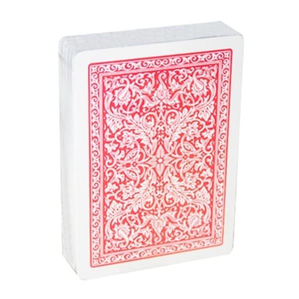 Пластикові карти Fournier Red