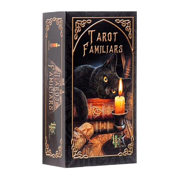 Карты Fournier Familiars Tarot by Lisa Parker