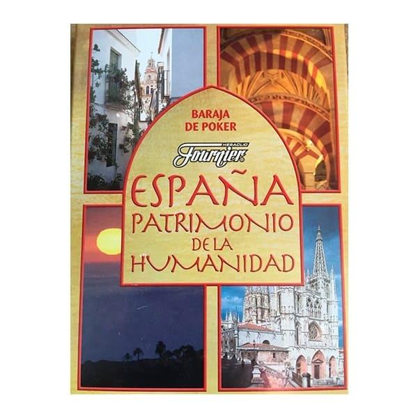Карты Fournier Espana Patrimonio de la Humanidad