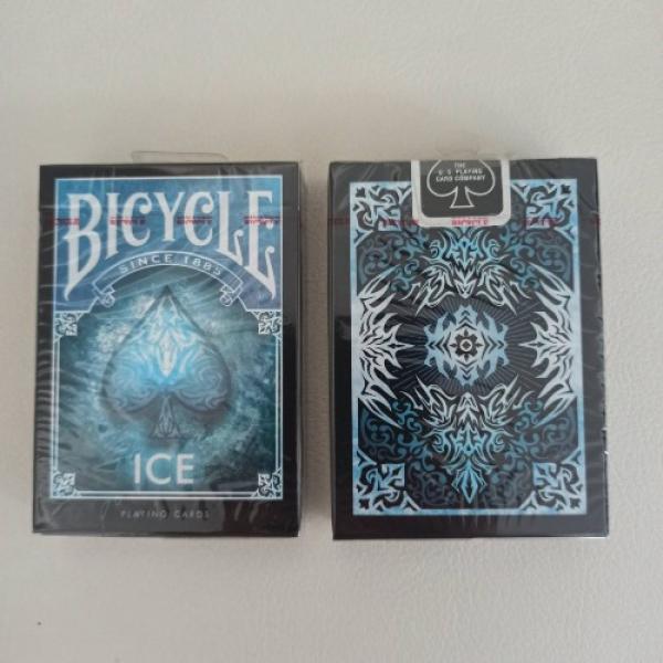 Игральные карты Bicycle Ice