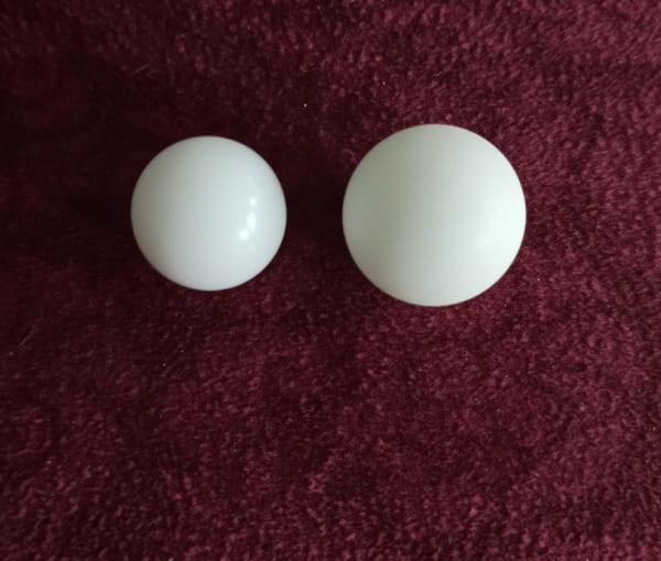 Кулька для рулетки з тефлона