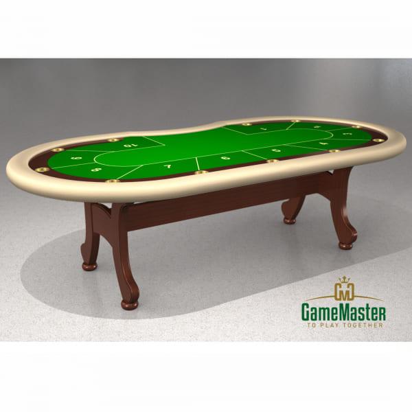 """Стіл для спортивного покеру """"Де-Люкс"""""""