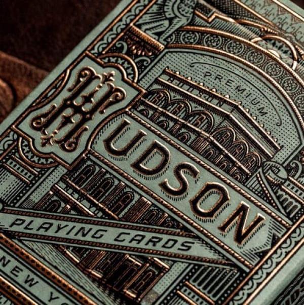 Игральные карты Hudson
