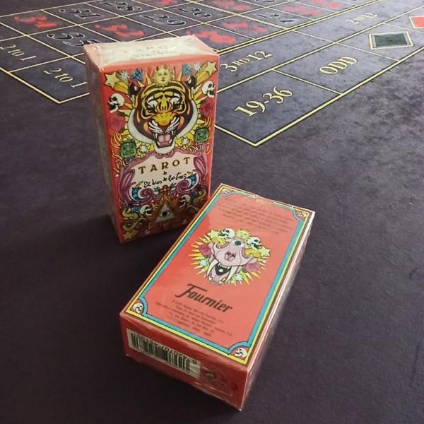 Карти Tarot the Three God Card Deck