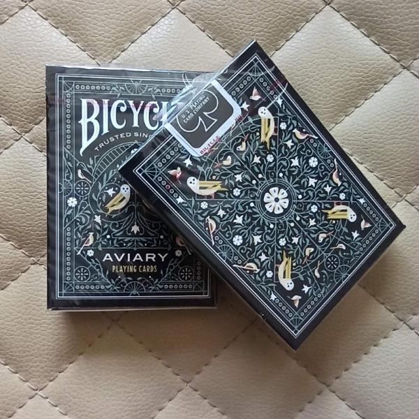 Игральные карты Aviary Bicycle