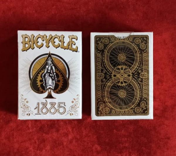 Гральні карти Bicycle 1885