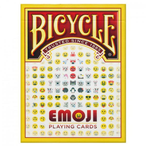 Гральні карти Bicycle Emoji (Емодзі)