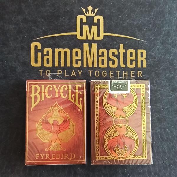 Игральные карты Bicycle Fyrebird