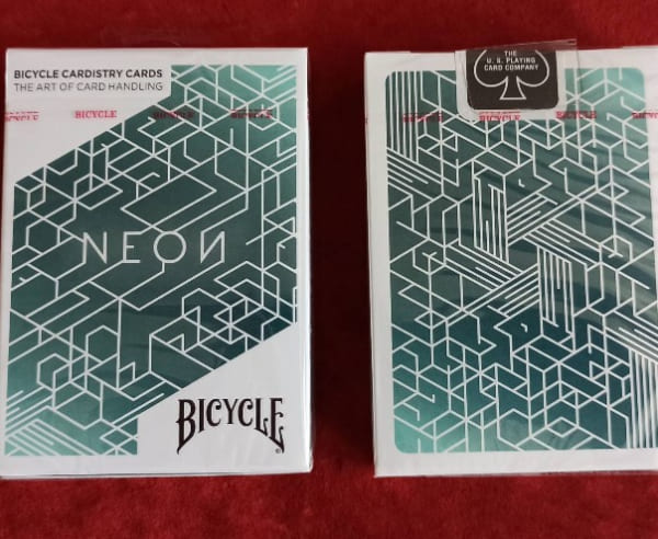 Игральные карты Bicycle Neon