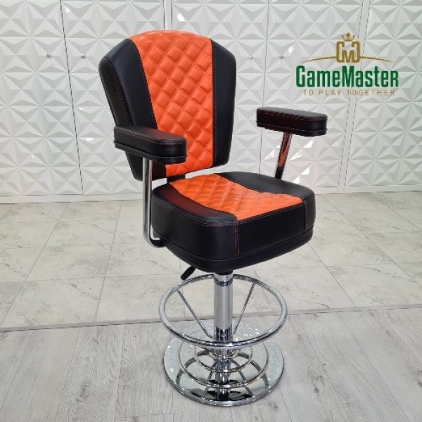 Стільці для покерних клубів