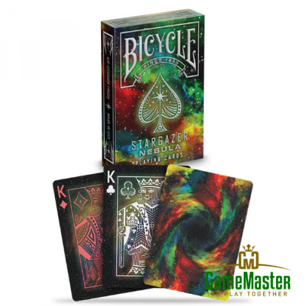 Карты игральные Bicycle Stargazer Nebula