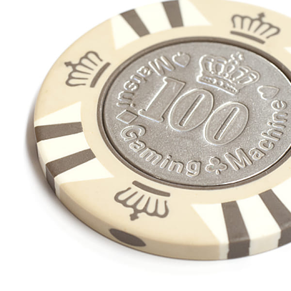 COIN INLAY VALUE CHIPS