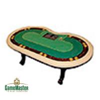 Стол для игры «Де-Люкс-Премиум» на 10 игроков