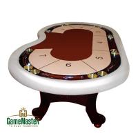 Стол для игры «Де - Люкс» на 7,9,10 игроков