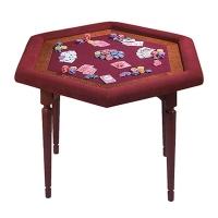 Ломберный стол 6-ти гранный (080-10)