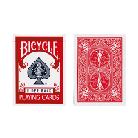 Карты Bicycle Double Back Red/Red
