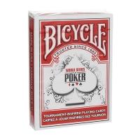 Карты Bicycle World Series Poker (Красная рубашка)