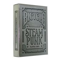 Карты для покера Bicycle Silver Steampunk