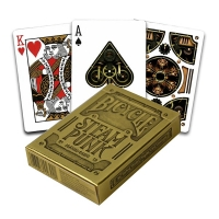 Карти Bicycle Silver Steampunk Playing Cards