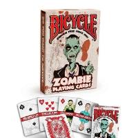 Карти Bicycle Zombie playing cards