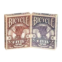 Карты Bicycle Civil War Deck