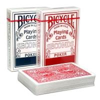 Карти Bicycle Seconds Poker