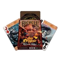 Карты Bicycle Age of Dragons (Anne Stokes)