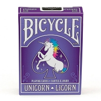 Карты Bicycle Unicorn Playing Cards