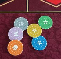 Фішки для покеру Matsui