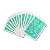 Пластиковые карты Fournier Green