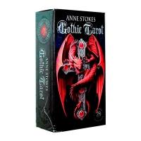 Карты Fournier TAROT Anne Stokes Gothic