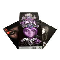 Карты Bicycle ANNE STOKES Dark Bearts
