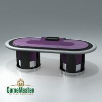 "Стол для спортивного покера ""Вавилон"""