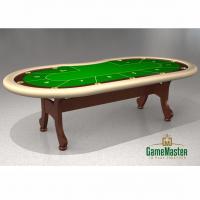 """Стол для спортивного покера """"Де-Люкс"""""""