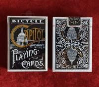 Гральні карти Bicycle Capitol