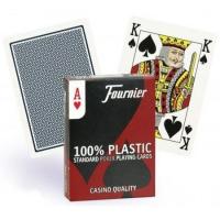 Пластиковые карты Fournier стандартные