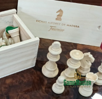Шахматы деревянные «Fournier»