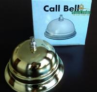 Настільний дзвіночок «золотистий»