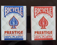 Пластикові карти Bicycle Prestige